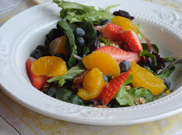 Breakfast Brunch Salad Recipe