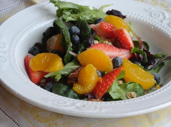 Breakfast Brunch Salad Recipe