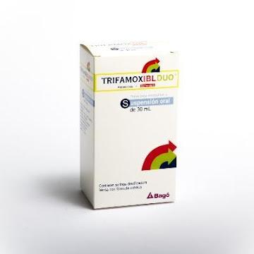Trifamox Ibl Dúo 200Mg