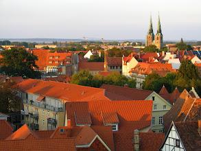 Photo: Miasteczko Quedlinburg walczy o turystyczny prymat Harcu z Wernigerode i Goslarem