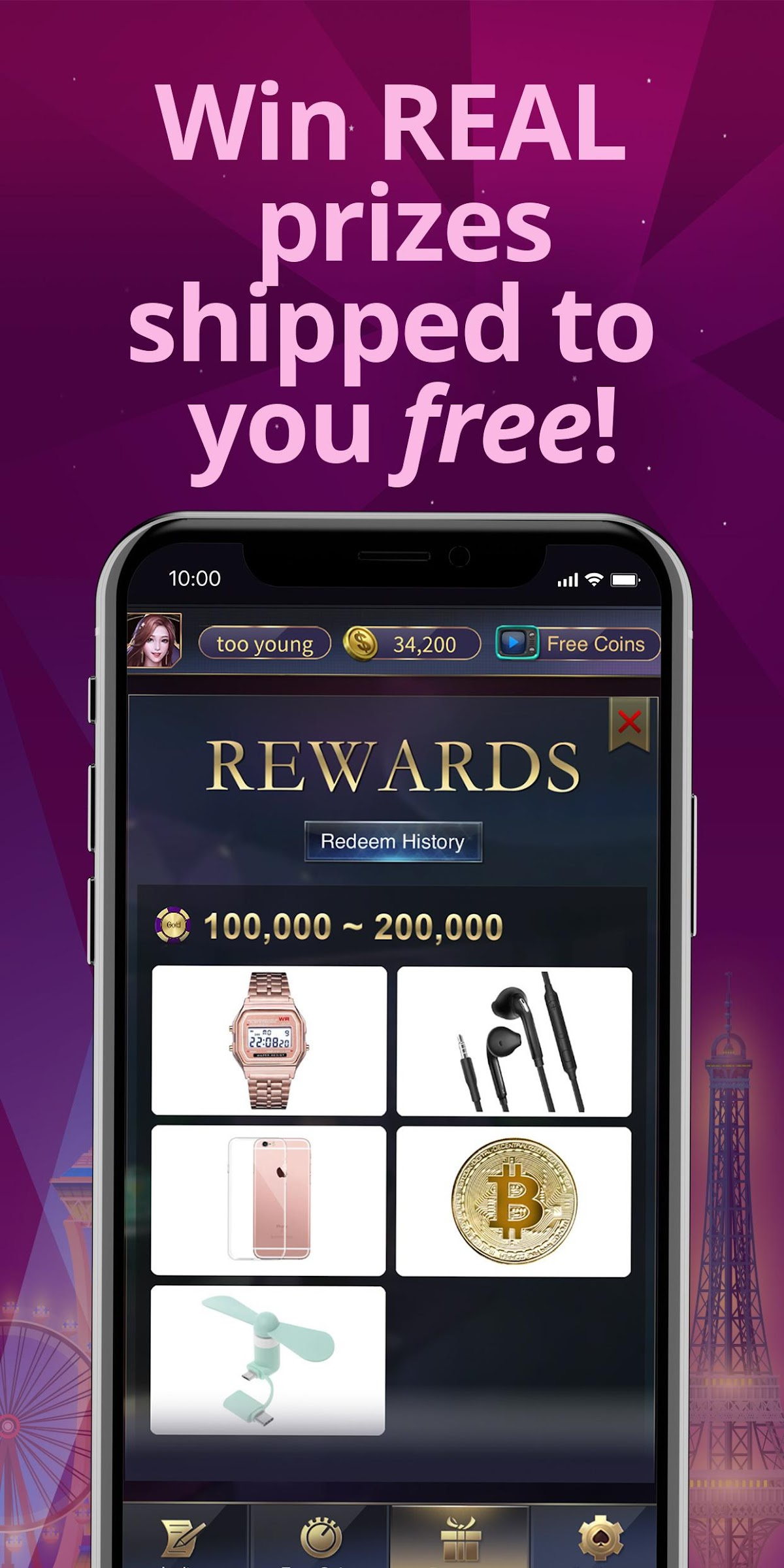 FunX - Play more, Earn more