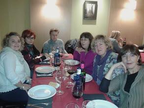 Photo: Cena de mujeres en Cornago