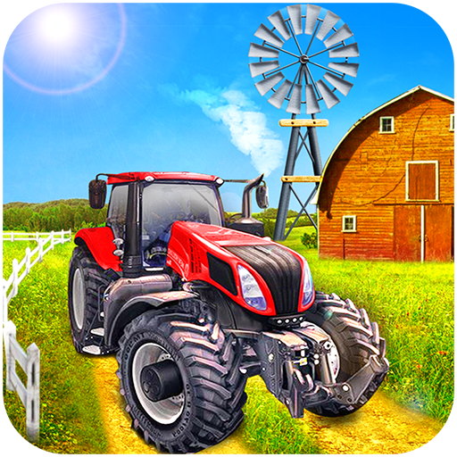 Tractor Farming Adventure : Driving Sim 2017
