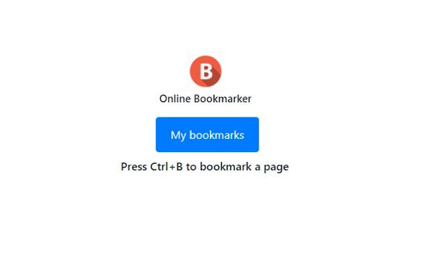 Online Bookmarker