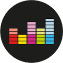 Deezer: download music. Play radio & any song, MP3 icon