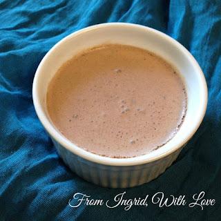 Irish Cream Chocolate Mousse