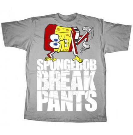 T-Shirt - Breakpants