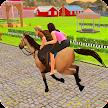 Offroad Horse Taxi Driver – Passenger Transport APK