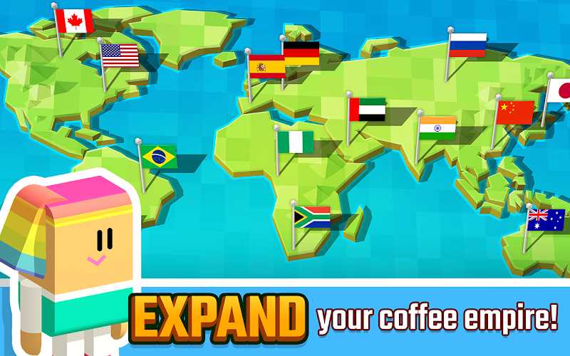 Idle Coffee Corp Screenshot 12
