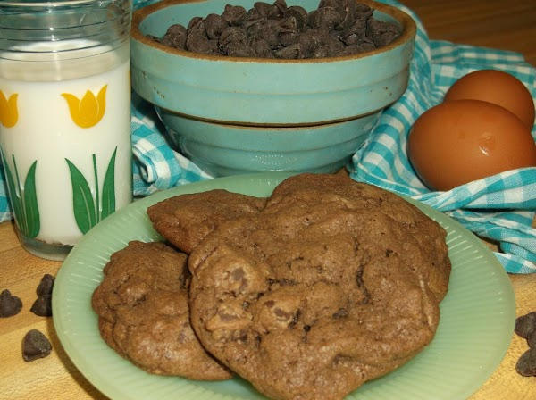 Gimme Cocoa Cookies Recipe