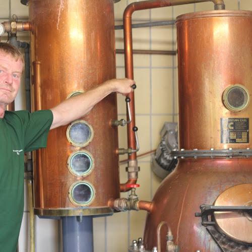 Schnapps distillery Bad Liebenzell
