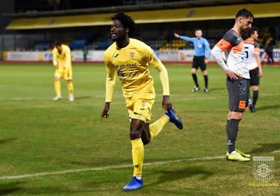 Shamar Nicholson confie pourquoi il a rejoint Charleroi