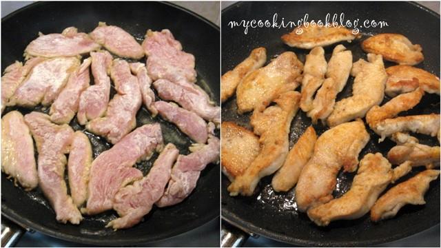 Пиле Паприкаш