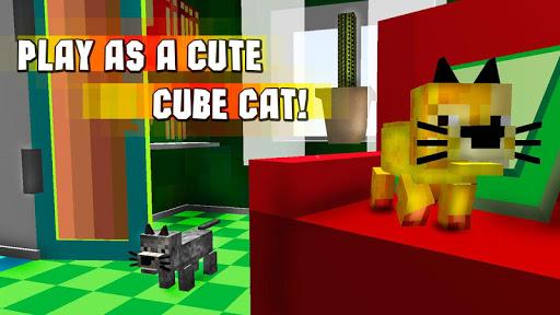 Cat Simulator: Cube Varmint 3D