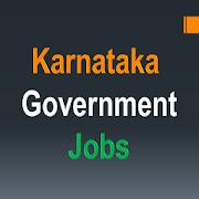 Karnataka Jobs (Govt Jobs)
