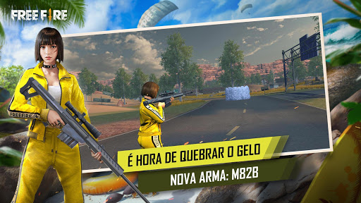 Garena Free Fire: Redenção! Screen Shot