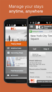 IHG® Hotel Booking & Deals - screenshot thumbnail