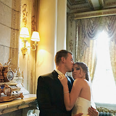 Bryllupsfotograf Olga Efremova (olyaefremova). Foto fra 27.03.2017