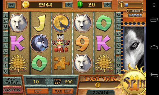 Slot - Wild Wolf