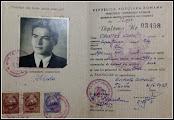 Photo: Diploma de tehnician evidenta contabila - Turda. - 1954  sursa ocazii.ro https://www.okazii.ro/diploma-de-tehnician-evidenta-contabila-turda-regiunea-cluj-31-5-1953-a185262997