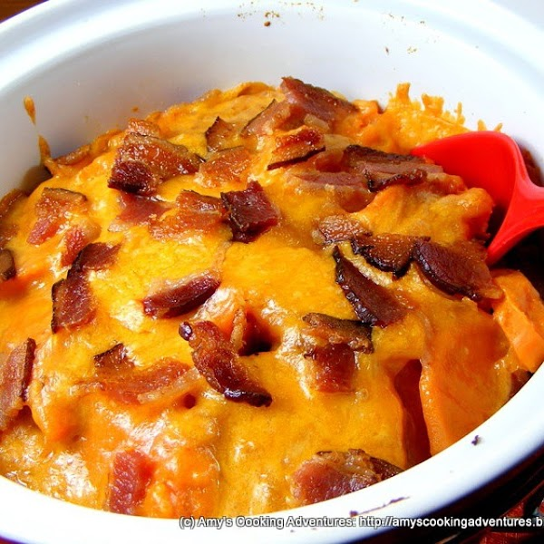 Bacon Potatoes Au Gratin Recipe