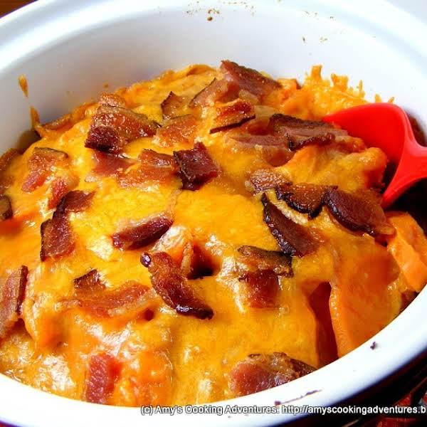 From Instagram: Bacon Potatoes Au Gratin Http://instagram.com/p/utek6apya7/