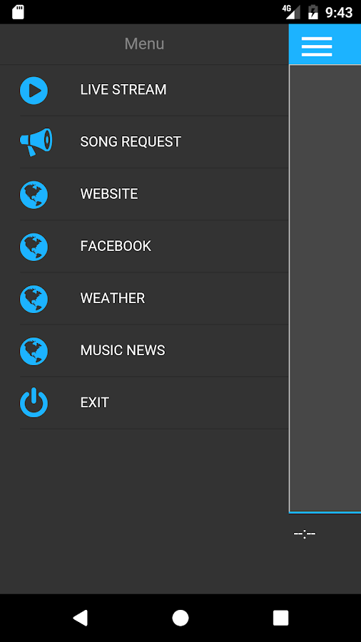 Pirate Radio Key West Free App- screenshot
