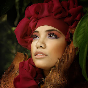 Amazon by Trizia Serafin - People Portraits of Women