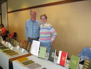 Photo: Beautiful Books - Bob Mainfort & Mary Kwas
