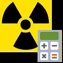 Radioactive Decay Calculator icon