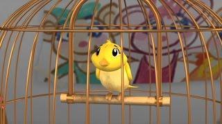 Angelina, die Vogelsitterin