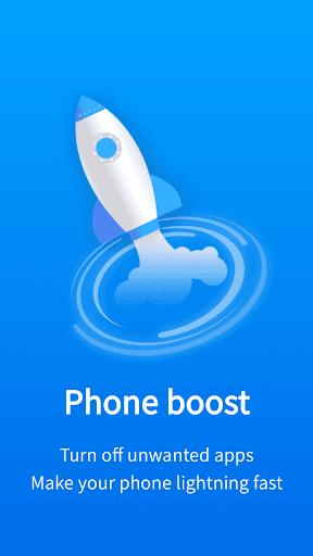 Speed Boost Cleaner & CPU Cooler & App Manager screenshot 1