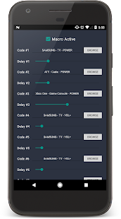 IR Universal TV Remote- screenshot thumbnail
