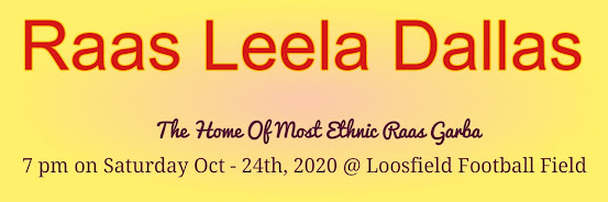 Raas Leela Dallas 2020