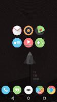 Screenshot of Flatro - Icon Pack