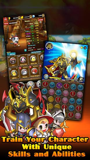 Puzzle Guardians- screenshot thumbnail