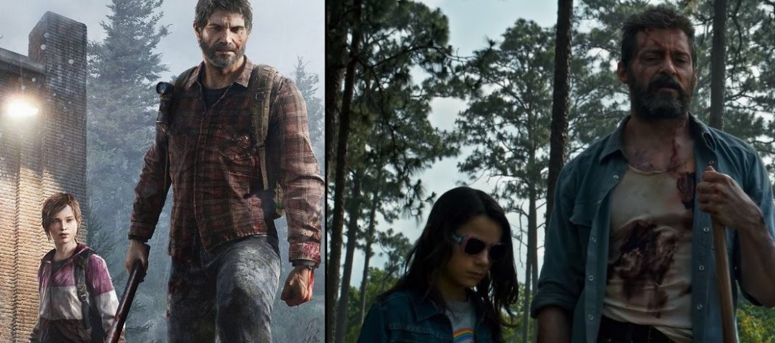 Logan Wolverine i The Last of Us
