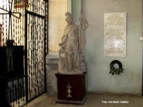 Photo: Statuia Sf.Florian (Biserica Romano-Catolica)  http://ana-maria-catalina.blogspot.ro/2014/10/turda-piata-republicii-nr54-statuia.html
