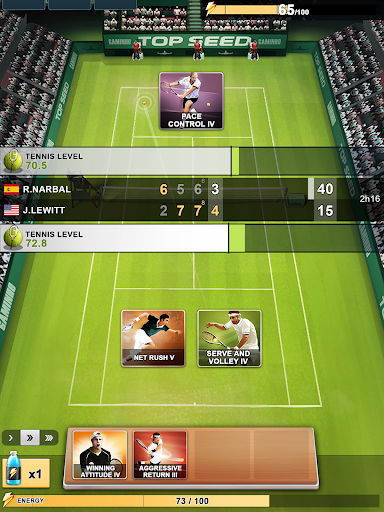 TOP SEED Tennis: Sports Management & Strategy Game for PC