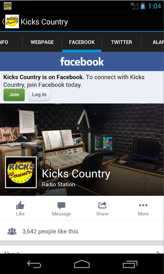 Kicks Country- screenshot