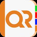Qrontact-digi biz card contact icon