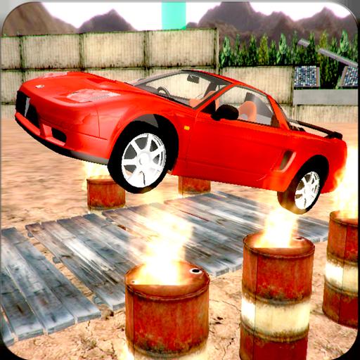 越野車特技3D 模擬 App LOGO-APP試玩