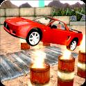 Offroad Car Stunts 3D icon