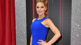 Hollyoaks' Stephanie Waring opens up about anorexia battle