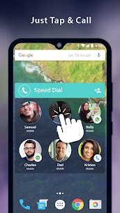 Speed Dial Widget Mod Apk- Quick and easy to call 2