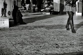 Photo: Leg (Lack!) of Attention
