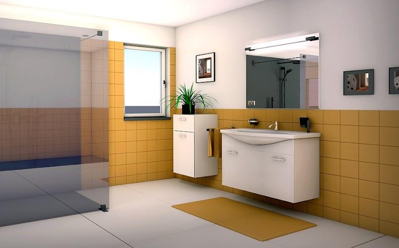 Przy wyborze płytek podłogowych do łazienki trzeba zwrócić uwagę na odporność na ścieranie i zginanie, stopień nasiąkliwości i antypoślizgowość