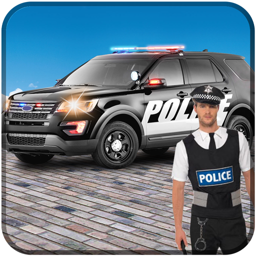 Police Car Driving City Crime (game)