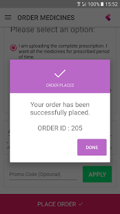 Delimedy: Medicine Delivery- screenshot thumbnail