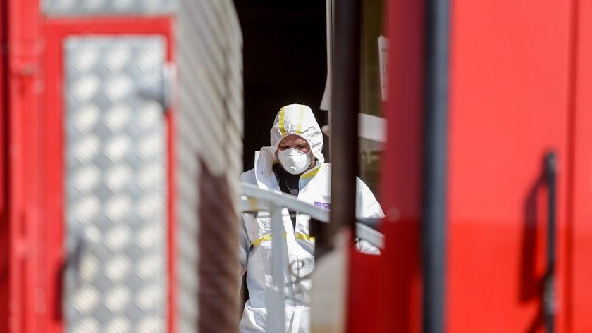 Sube un 89% la media de contagios en Bélgica.
